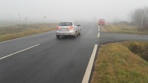 A szabálytalan előzés gyakori oka a balesetek bekövetkezésének